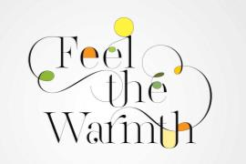Art Poster: Feel the warmth
